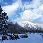 Westin Hotel side, Snow Activity Center
