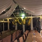 Stayed at The Lodge Hotel for New Year Eve / Birthday celebrations with 35 friends and family