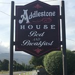 Foto de Addlestone House Bed and Breakfast