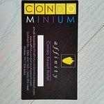 Carte de l'hôtel : Affinity Luxury Condominium