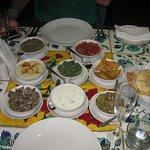 Turkish Meze Dinner