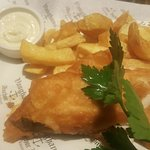 Fish n' Chips at Vaughans