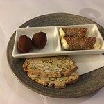 Dessert tasting platter for 2