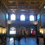 The Hall of Five Hundred, Palazzo Vechio