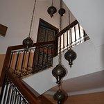 Beautiful stairway.