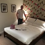 Lovely b&b, room clean and modern great breakfast, 5 min walk into York centre