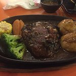 beef steak, black pepper, mine, most fav