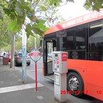 Melbourne Visitor Shuttle Foto