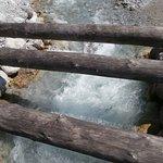 Brücke/Übergang