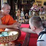 monks blessings