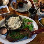 Is my favorite restaurant in Puerto Rico. The food is delicious with that criollo taste and the