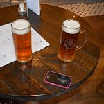 Estrella & local brew