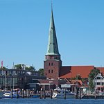 Kirche in Travemünde