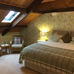 The Swaledale Room - Super king size bed option