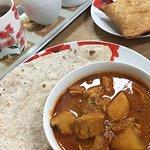 Chicken & Potato Curry -Delicious!