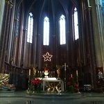 Cathedrale St. Sauveur Foto
