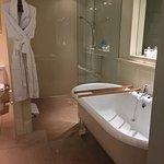 Bathroom in Combeshead Suite