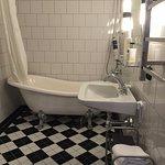 Lovely old fashioned bathtub