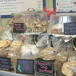 Great bakery with a variety of items and gifts.