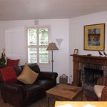 Pendle Cottage living room area