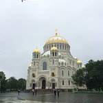 Photo de The Naval Cathedral of Saint Nicholas in Kronstadt