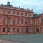 Le Château Résidence de Rastatt, à deux pas de l'hôtel