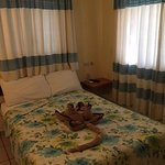 Double Room at Hotel Xibalba