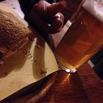 Good ale and food