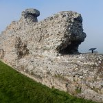 Richborough Roman Fort and Amphitheatre