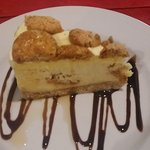 Amaretto Cheese cake - to die for