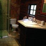 banheiro chalé 15