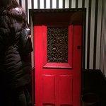 Little Red Door Photo