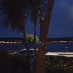 Rothesay Bay At Night
