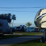Foto de Jolly Roger RV Resort