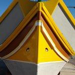 proue des bateaux typiques