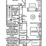 Willow Cottage Floor Plan