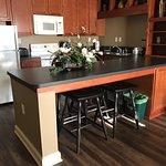 Kitchen/studio