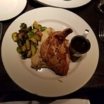 Chicken and Brussells Sprouts - if you're into that sort of thing