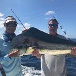 Humberto and Harold!!!!  Great day of fishing!