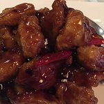 Geberal Tso's Chicken -- delicious at Tony chans!!