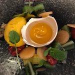 Delicious Kinder Egg desert!