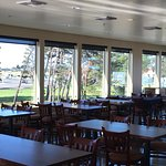 Plenty of seating for large families and special events.