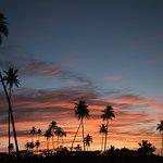 Sunrise at SigaSiga Sands