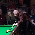 Super night in Yeats County Inn, exhibition with Steve Davis; top notch.