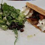 Arlette de foie gras poelée