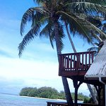 Double decks right on the lagoon - Villa #1