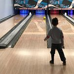 Everyone loves to bowl!
