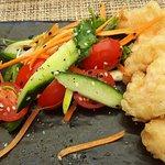 Garden Lounge Lunch Food