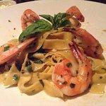Savory Shrimp Pasta