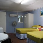 Room 1 - bedroom area